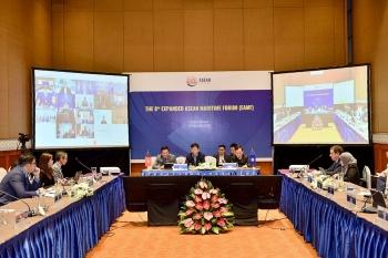 Diễn đàn Biển ASEAN Mở rộng lần thứ 8: Ưu tiên hợp tác biển để thúc đẩy phục hồi hậu dịch bệnh COVID-19
