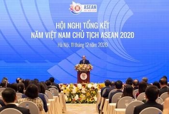 Tổng kết năm Việt Nam chủ tịch ASEAN 2020: Thành công toàn diện, trọn vẹn và thực chất