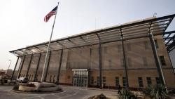 Đại sứ quán Mỹ tại Iraq bị bắn nhiều rocket
