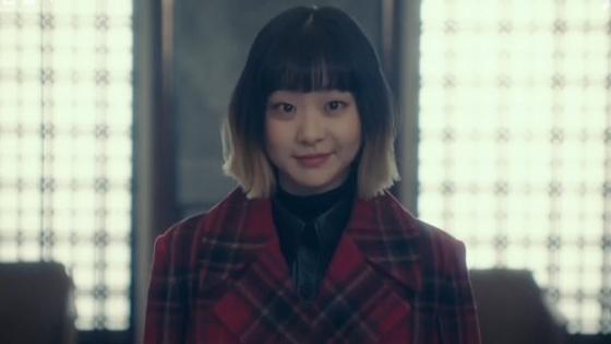 itaewon class tap 8 up mo ve than phan cua son yi seo khien fan lo so