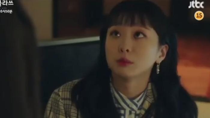 itaewon class dien nu yi seo lot xac quyet tam tan bang duoc ong chu