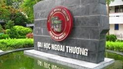 tuyen sinh 2019 dh ngoai thuong bat dau nhan ho so xet tuyen ket hop
