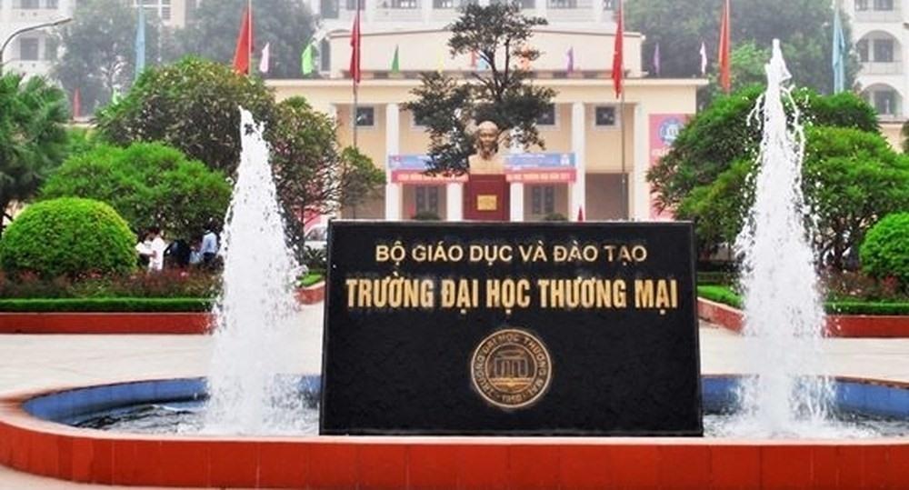 dai hoc thuong mai cong bo danh sach 71 thi sinh trung tuyen thang 2019