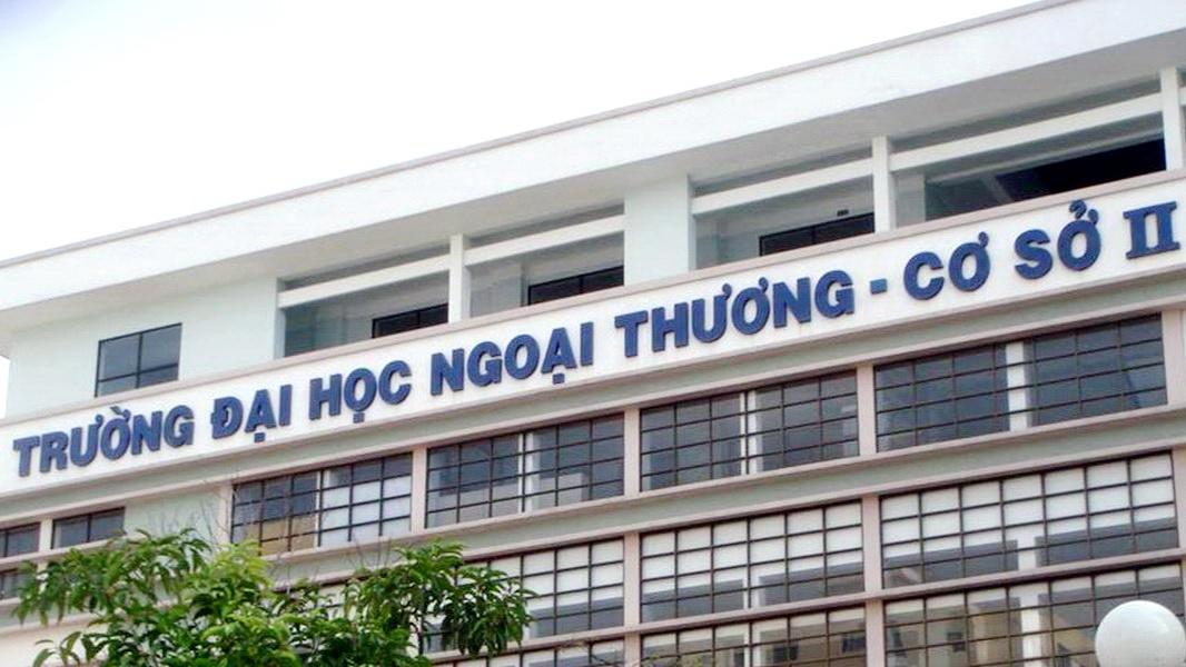diem chuan nam 2019 cua dai hoc ngoai thuong tp hcm