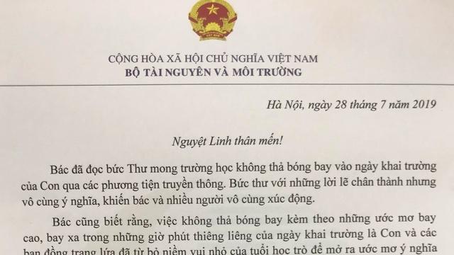 le khai giang nam hoc moi cac truong khong doc bao cao thanh tich