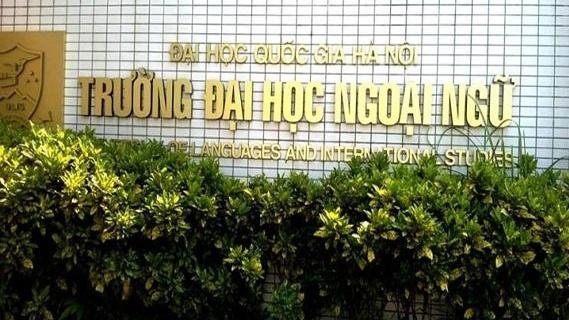 diem chuan nam 2019 truong dai hoc ngoai ngu dai hoc quoc gia ha noi