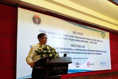 46 nguoi tu vong vi mac benh dai trong nua dau nam 2019