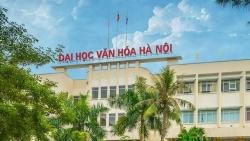 diem chuan 2019 truong dai hoc van hoa ha noi chinh xac nhat