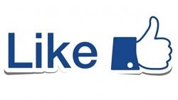 facebook se an bo dem like giam ap luc cho nguoi dung