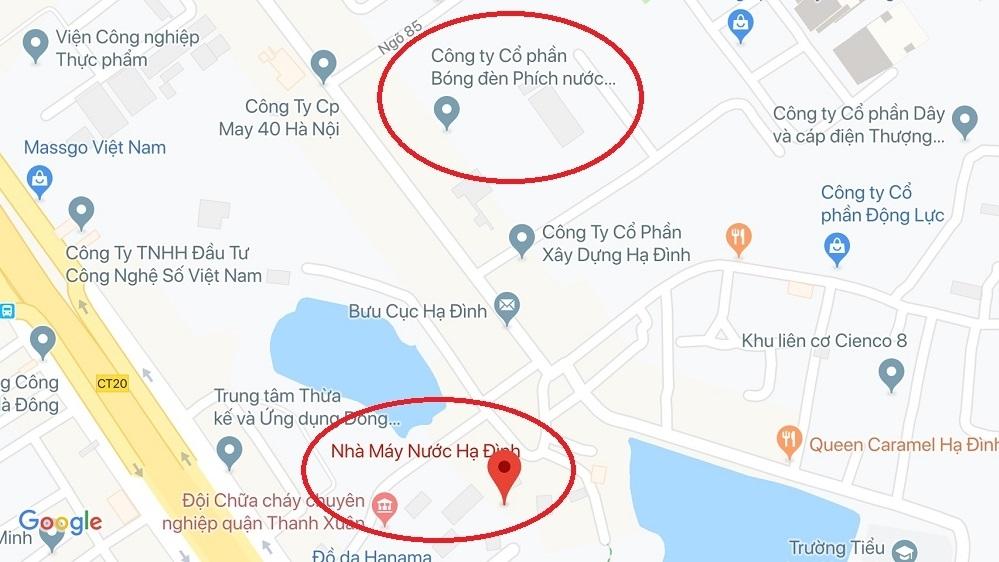 chay cong ty rang dong ham luong thuy ngan o nha may nuoc sach ha dinh ra sao