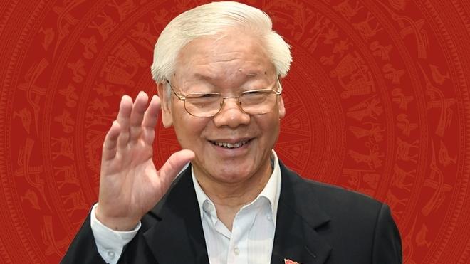 tong bi thu chu tich nuoc gui thu chuc mung tet trung thu 2019