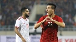 viet nam ha uae xep hang bang g vong loai world cup 2022 ra sao