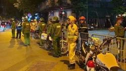 ha noi 3000 canh sat chong dua xe sau chung ket u22 viet nam indonesia