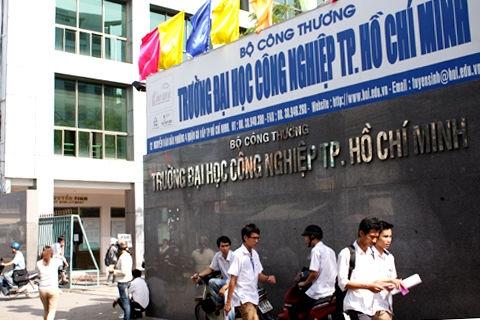 dai hoc cong nghiep tp hcm cong bo phuong an tuyen sinh nam 2020