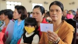 Lâm Đồng tặng 621 thẻ bảo hiểm y tế cho đồng bào dân tộc tại xã Tà Nung (Đà Lạt)