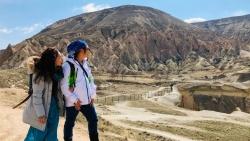 Cặp đôi Việt Nam- Myanmar và hành trình du lịch khắp thế giới