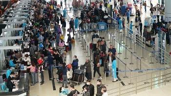 1.200 chuyến bay phục vụ đi lại dịp Tết Tân Sửu 2021