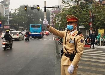 Cấm cán bộ, chiến sỹ Công An TP Hà Nội vận động ủng hộ tiền dịp lễ, Tết