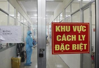 Chiều 20/2, Việt Nam ghi nhận thêm 6 ca COVID-19 đều ở Hải Dương
