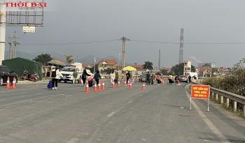Hướng dẫn phân luồng giao thông cho các phương tiện đi qua tỉnh Hải Dương