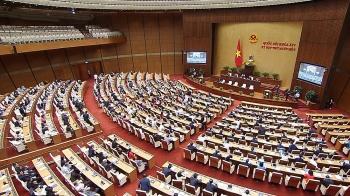 Trình miễn nhiệm Chủ tịch Quốc hội Nguyễn Thị Kim Ngân