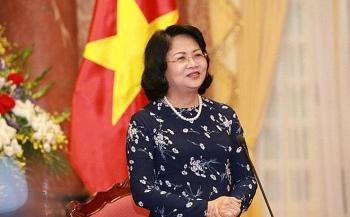 Miễn nhiệm Phó Chủ tịch nước Đặng Thị Ngọc Thịnh và Tổng Kiểm toán nhà nước