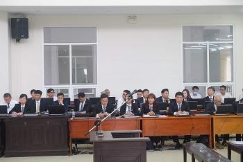 Đại án Gang thép Thái Nguyên: Luật sư đề nghị chuyển tội danh cho nguyên Tổng Giám đốc TISCO