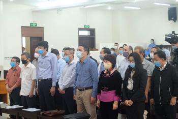 Cựu Tổng giám đốc Công ty Giang thép Thái Nguyên khai gì trên bục xét hỏi tại Toà?