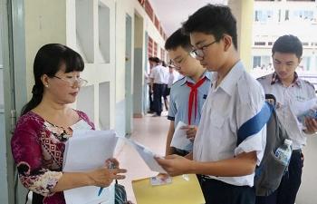 Hà Nội giữ nguyên lịch thi, môn thi lớp 10 THPT năm học 2021 - 2022