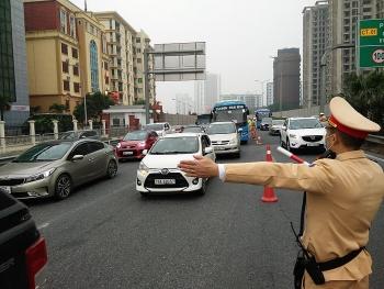 Sau hơn 1 tháng ra quân, CSGT xử lý gần 30.000 lái xe vi phạm nồng độ cồn, ma tuý