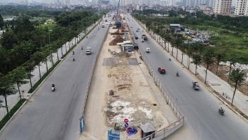 Từ 21h ngày 23/4, cấm xe đường vành đai 3 đoạn Mai Dịch - cầu Thăng Long