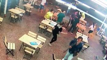CSGT nổ súng chỉ thiên ngăn 2 nhóm thanh niên hỗn chiến