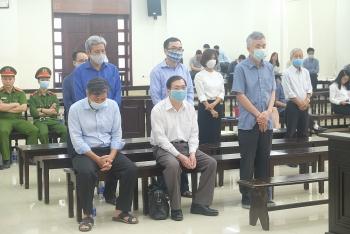 Cựu Bộ trưởng Vũ Huy Hoàng bị đề nghị xử tới 11 năm tù