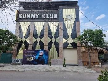 Khởi tố vụ án liên quan đến quán bar Sunny ở Vĩnh Phúc