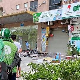 Hà Nội: Cô gái rơi từ tầng cao chung cư Đại Thanh xuống đất tử vong