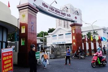 Bệnh viện Bệnh Nhiệt đới TP.HCM ghi nhận thêm 31 nhân viên dương tính SARS-CoV-2