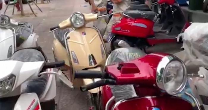 video phat hien 18 xe gan may detech co dung tich khong dung tieu chuan cong bo