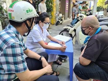 Chủ tịch Hà Nội kêu gọi toàn dân thủ đô khai báo y tế đầy đủ, trung thực