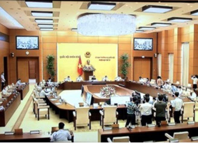 Ủy ban Thường vụ Quốc hội chuẩn bị nội dung kỳ họp thứ nhất, Quốc hội khóa XV