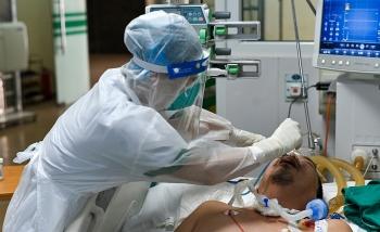 Tính đến sáng 31/8, cả nước có hơn 6.400 ca COVID-19 nặng đang được điều trị