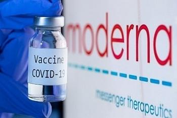 Hoa Kỳ viện trợ thêm 3 triệu liều vắc xin Moderna cho Việt Nam