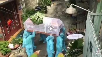 Sự thật clip đám tang không người đưa tiễn vì Covid-19 ở Sài Gòn