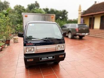Suzuki Carry Truck, lựa chọn sáng suốt sau nhiều bài học cay đắng