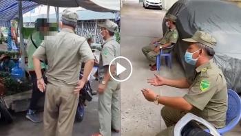 Toàn cảnh vụ việc 2 bảo vệ dân phố đánh chửi tài xế Grab