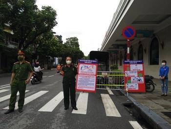 Hà Nội yêu cầu xử nghiêm người vi phạm giãn cách xã hội