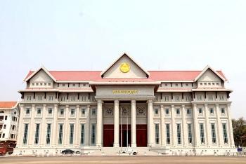 Kiện toàn BCĐ xây dựng Nhà Quốc hội Lào
