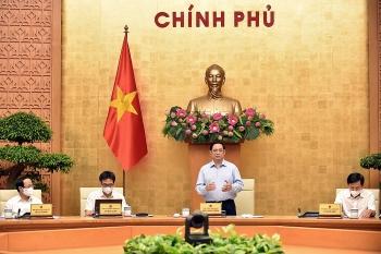 Thủ tướng Phạm Minh Chính: Cần chống dịch nghiêm ngặt hơn, quyết liệt hơn với những giải pháp đặc biệt
