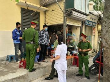 Nâng cao ý thức phòng dịch COVID-19 tại khu vực quận Hoàn Kiếm
