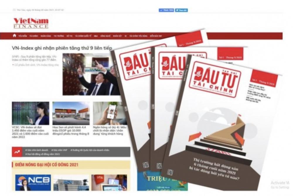 Hiệp hội tư vấn tài chính Việt Nam chính thức thành lập Tạp chí Đầu tư Tài chính - VietnamFinance