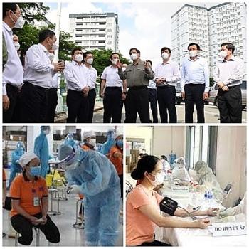 TPHCM phấn đấu kiểm soát được dịch bệnh trước ngày 15/9/2021